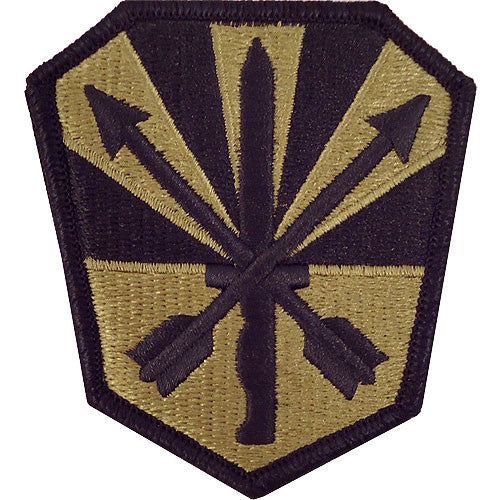 Army Patch: Arizona National Guard - embroidered on OCP