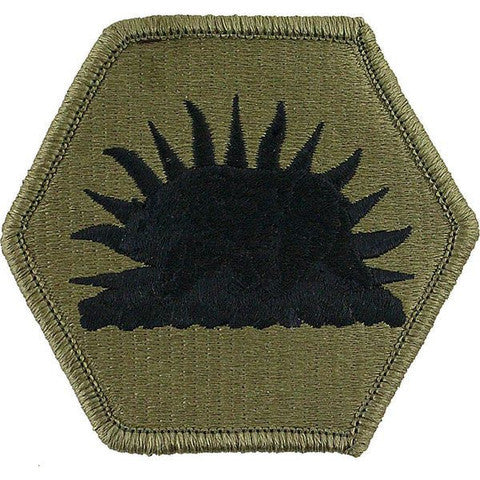 Army Patch: California National Guard - embroidered on OCP