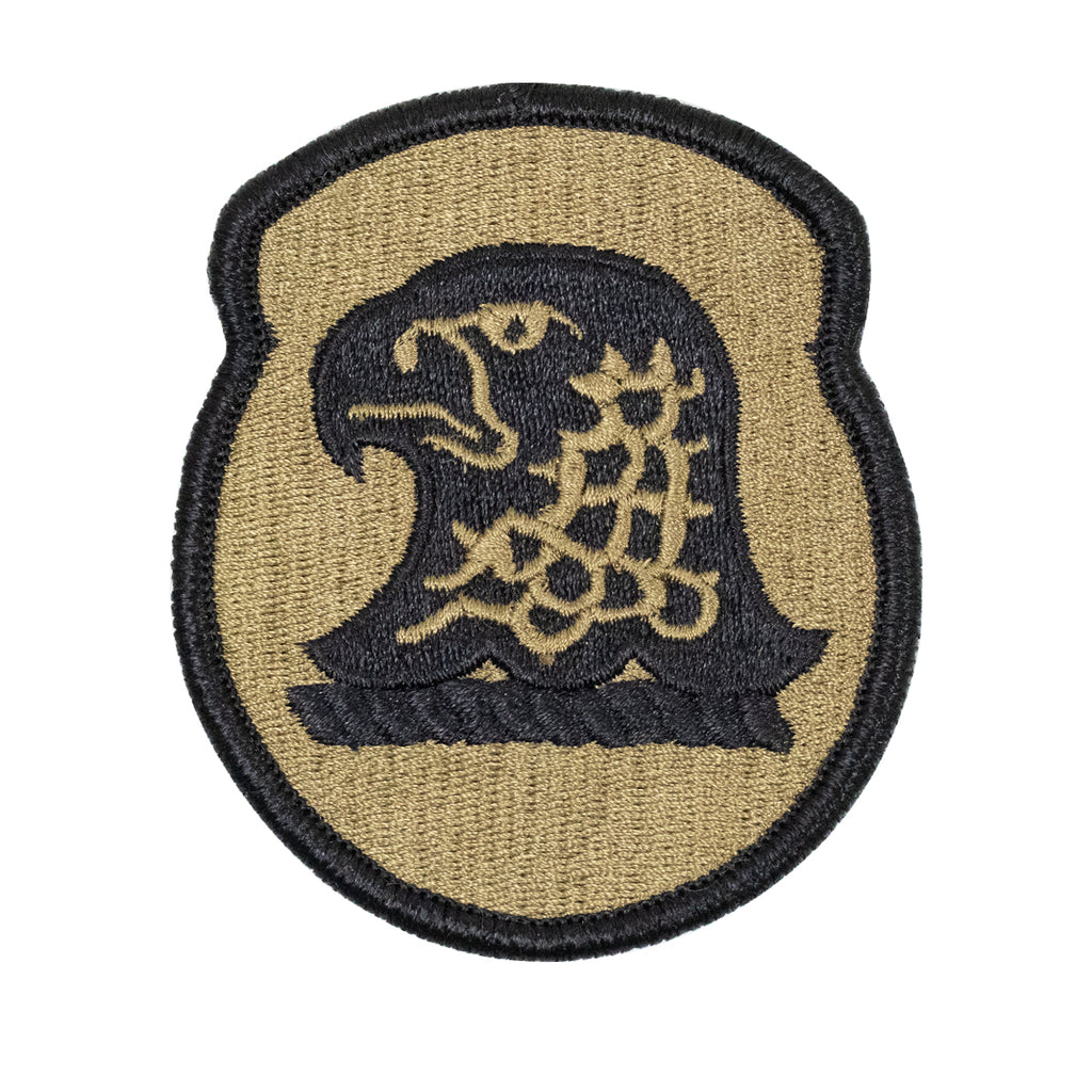 Army Patch: Iowa National Guard - embroidered on OCP