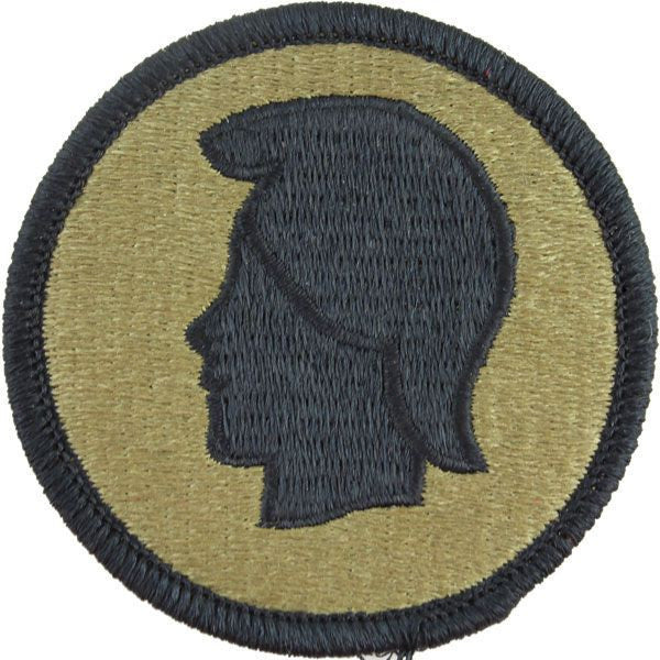 Army Patch: Hawaii National Guard - embroidered on OCP