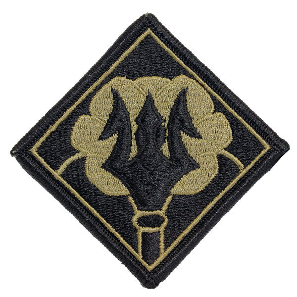 Army Patch: Mississippi National Guard - embroidered on OCP