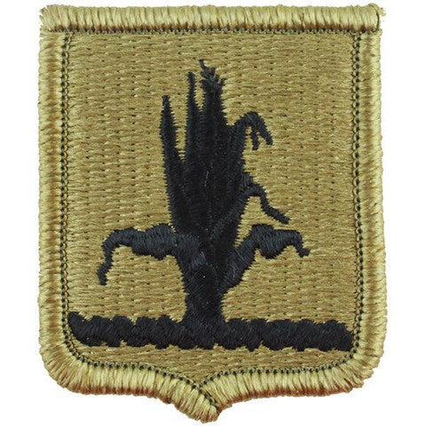 Army Patch: Nebraska National Guard - embroidered on OCP