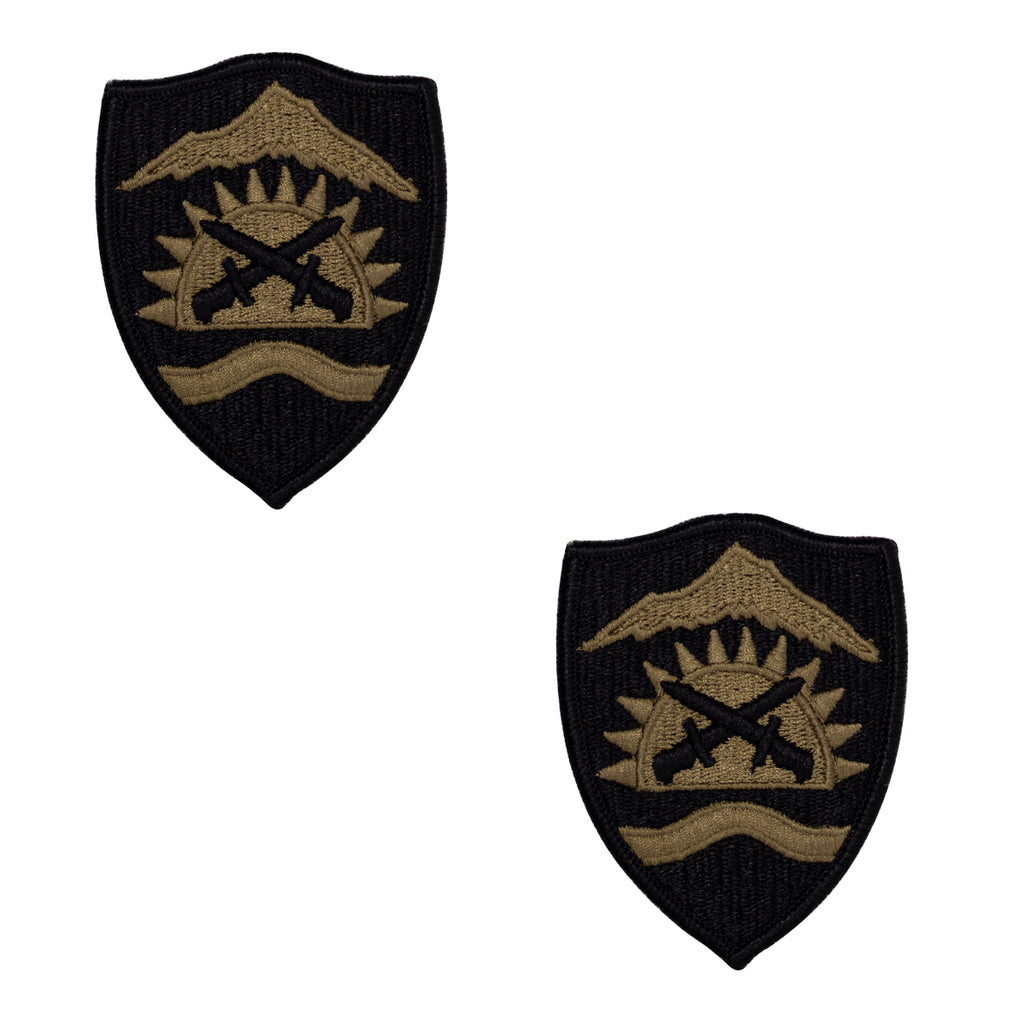 Army Patch: Oregon National Guard - embroidered on OCP