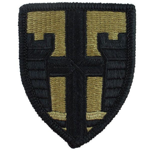 Army Patch: Puerto Rico National Guard - embroidered on OCP