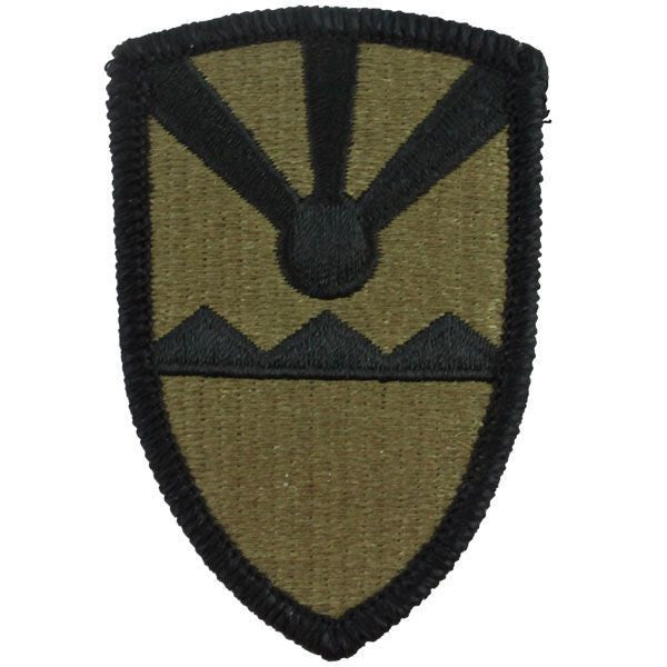 Army Patch:Virgin Islands National Guard - embroidered on OCP