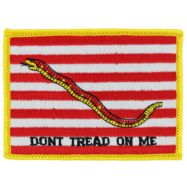 Flag Patch: Don't Tread On Me