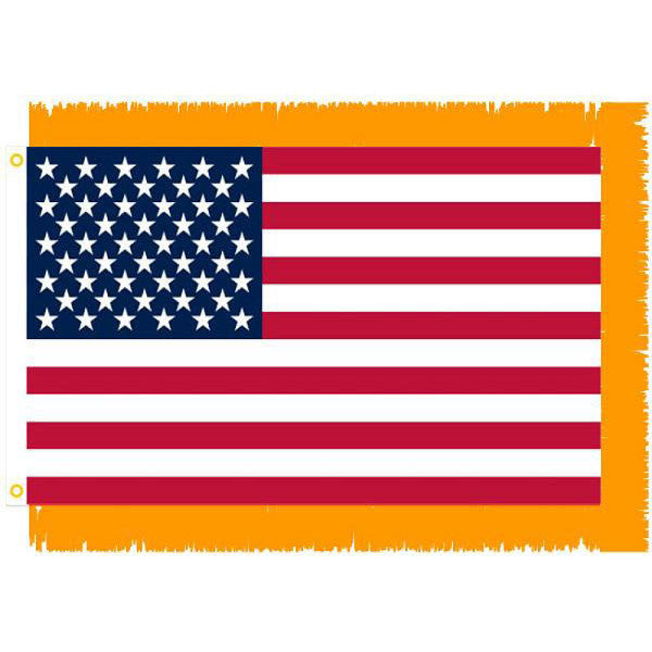 Civil Air Patrol: United States Flag - 3 by 5 foot with fringe