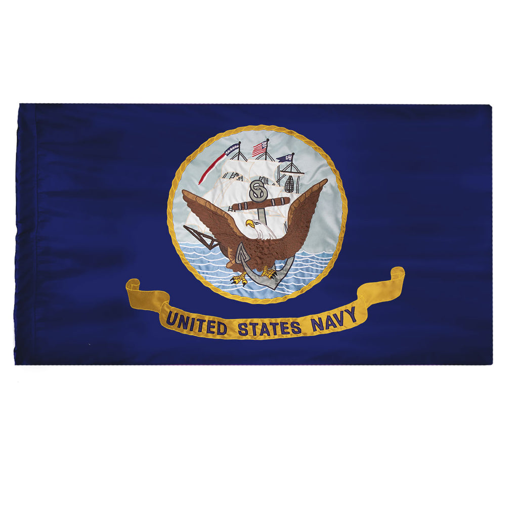 Navy Flag: U.S. Navy - two sided