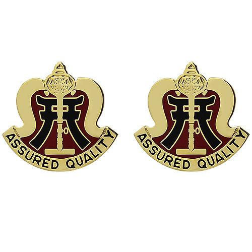 Army Crest: 303rd Ordnance Battalion - Assured Quality