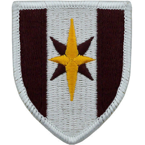Army Patch: 44th Medical Brigade - color