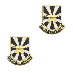 Army Crest: US Army Futures Command - Motto: Forge The Future
