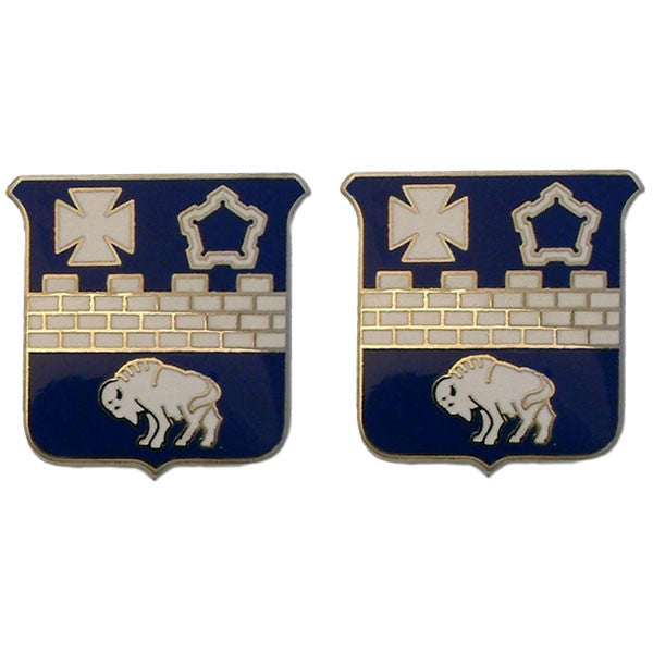 Army Crest: 17th Infantry Regiment