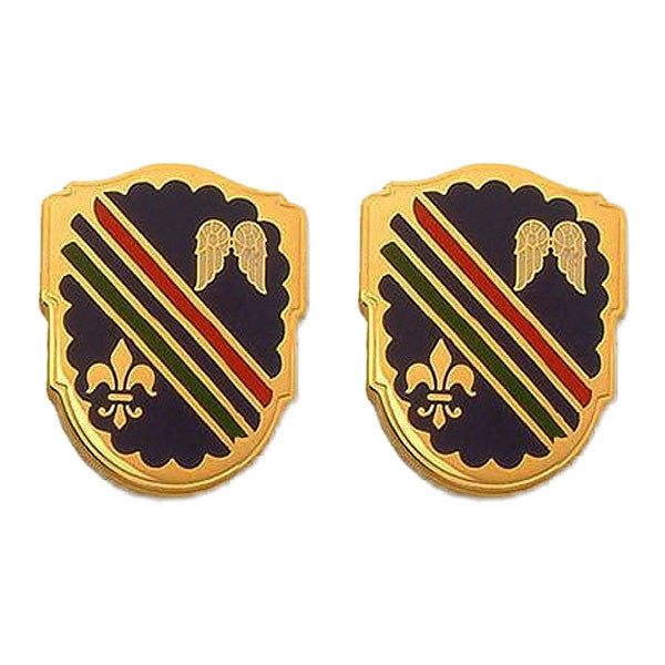 Army Crest: 160th Infantry Regiment: California Army National Guard