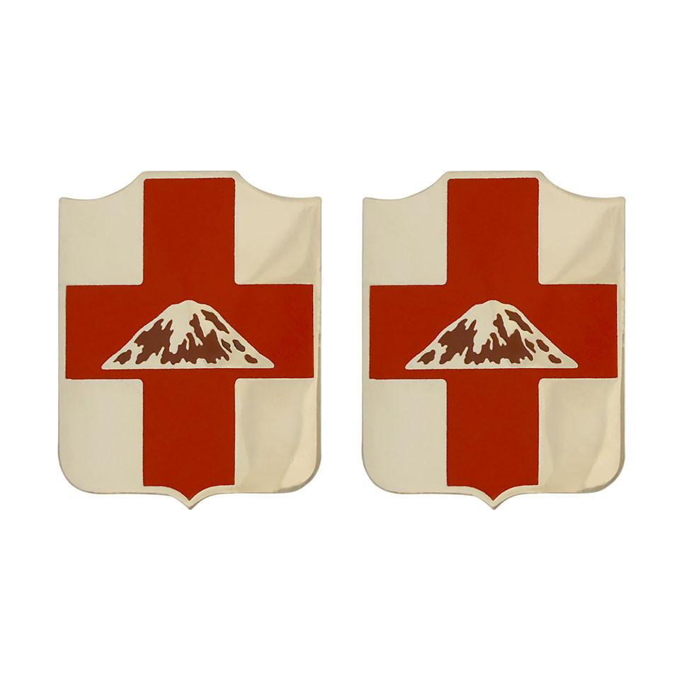 Army Crest: 56th Medical Battalion - No Motto
