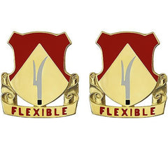 Army Crest 94th Field Artillery: Flexible
