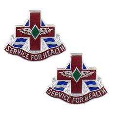 Army Crest: MEDDAC Fort Huachuca - Service for Health