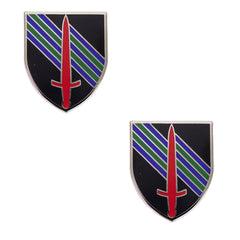 Army Crest 5th Security Force Assistance Brigade no motto