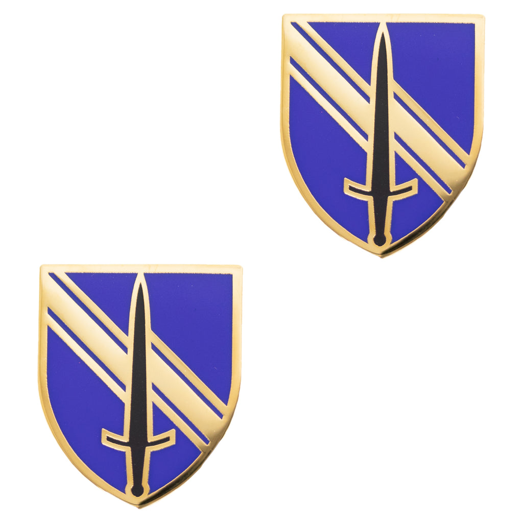 Army Crest 1st Security Force Assistance Brigade no motto