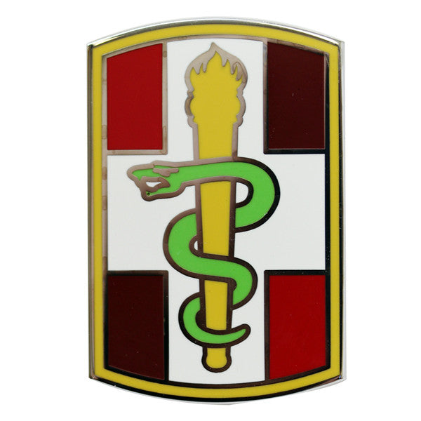 Army Combat Service Identification Badge (CSIB):  330th Medical Brigade