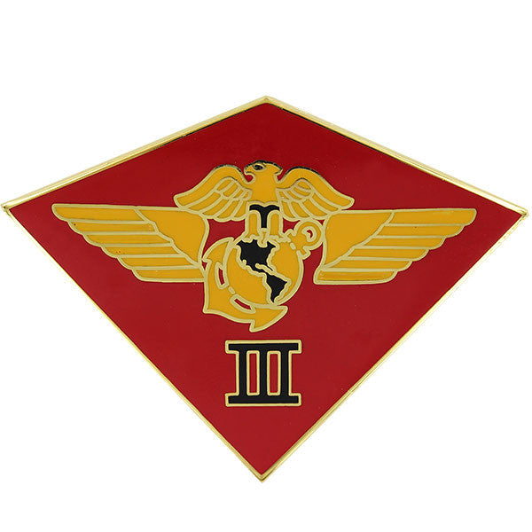 Army Combat Service Identification Badge (CSIB):  3rd Marine Aircraft Wing