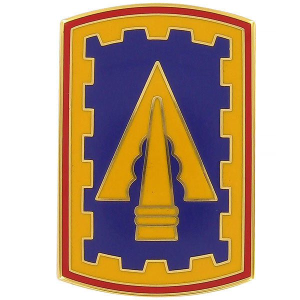 Army Combat Service Identification Badge (CSIB): 108th Air Defense Artillery Brigade