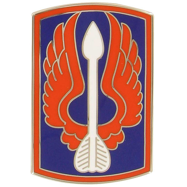 Army Combat Service Identification Badge (CSIB): 18th Aviation Brigade