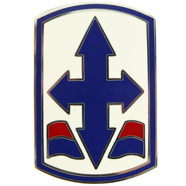 Army Combat Service Identification Badge (CSIB): 29th Infantry Brigade Combat