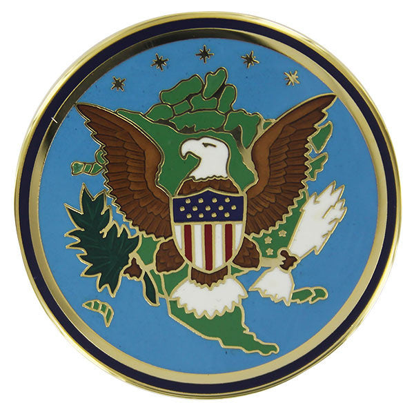 Identification Badge United States Northern Command: Small