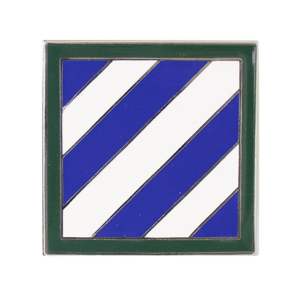 Army Combat Service Identification Badge (CSIB): 3rd Infantry Division