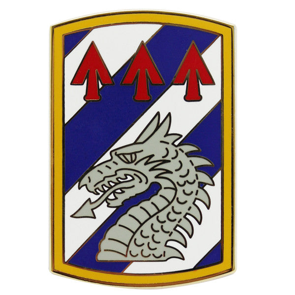 Army Combat Service Identification Badge (CSIB): 3rd Sustainment Brigade