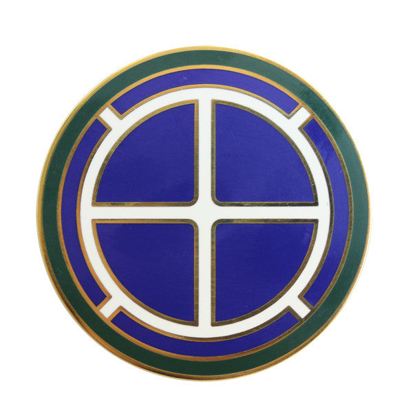 Army Combat Service Identification Badge (CSIB): 35th Infantry Division