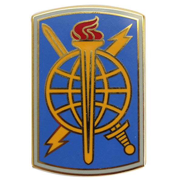 Army Combat Service Identification Badge (CSIB): 500th Military Intelligence Command