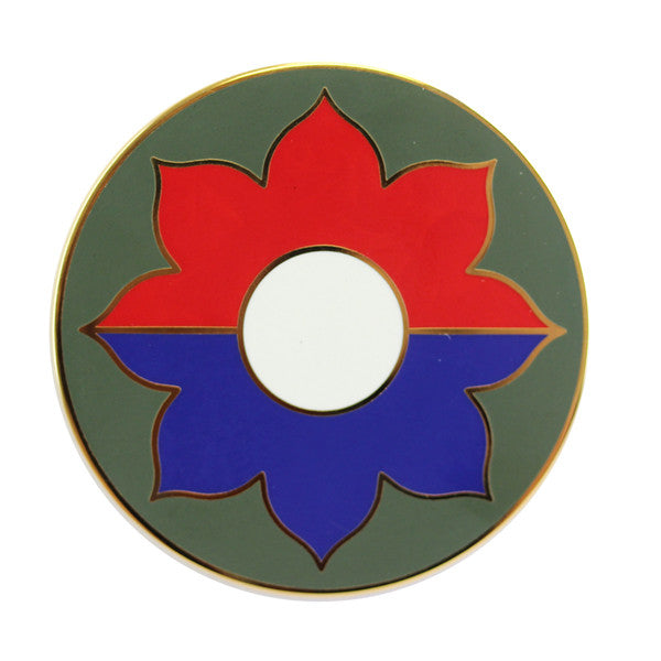 Army Combat Service Identification Badge (CSIB):  9th Infantry Division