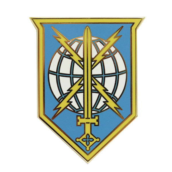 Army Combat Service Identification Badge (CSIB):  Military Intelligence Readiness Command