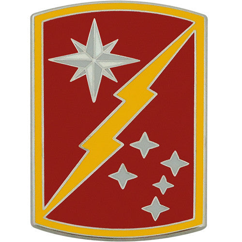 Army Combat Service Identification Badge (CSIB): 45th Sustainment Brigade