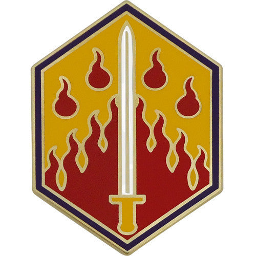 Army Combat Service Identification Badge (CSIB): 48th Chemical Brigade