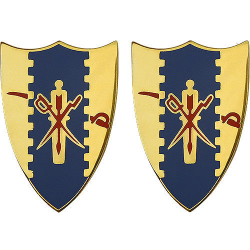 Army Crest: 4th Cavalry Regiment