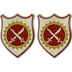 Army Crest: 4th Field Artillery
