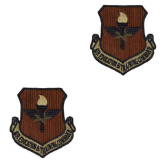 Air Force Patch: Air Education and Training Command - OCP with hook