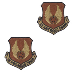 Air Force Patch: Material Command - OCP with hook