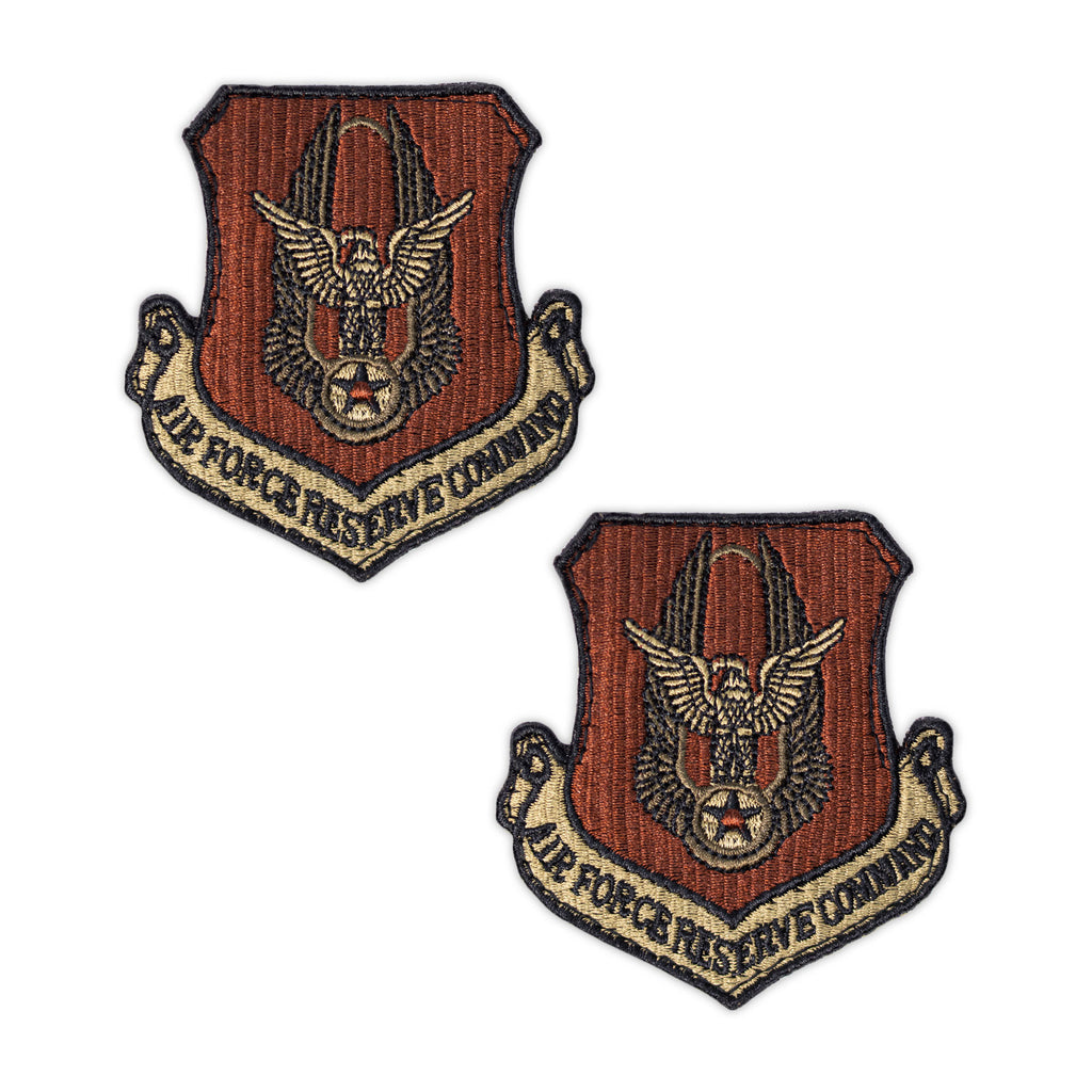 Air Force Patch: Air Reserve Command - OCP with hook