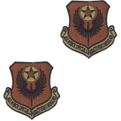 Air Force Patch: Special Operations Command - OCP with hook