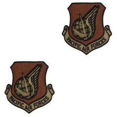 Air Force Patch: Pacific Air Forces Command - OCP with hook