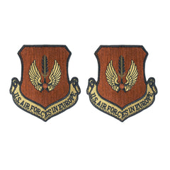 Air Force Patch: Air Force in Europe Command - OCP with hook
