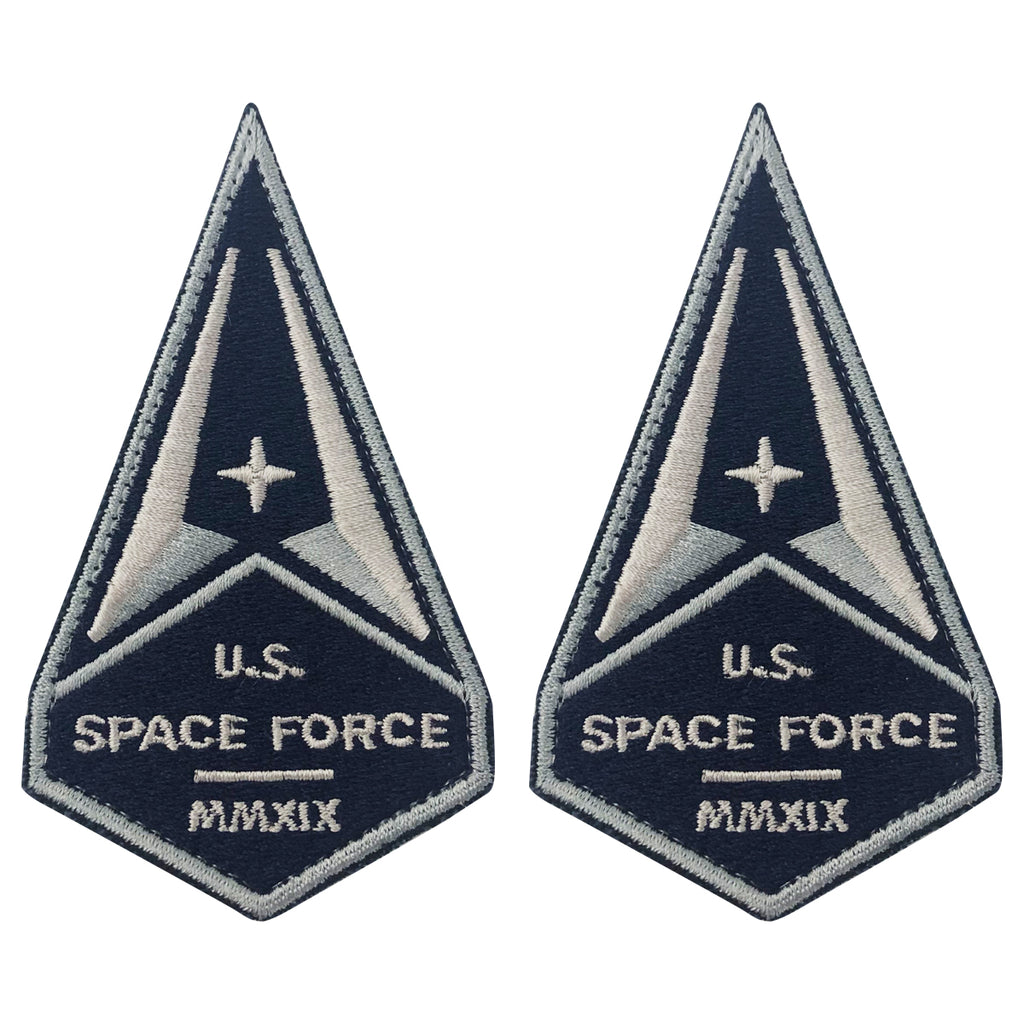 U.S Space Force MMXIX Patch with hook