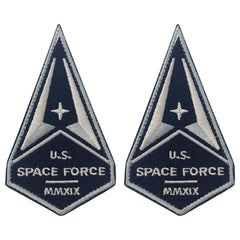 U.S Space Force Patch with hook