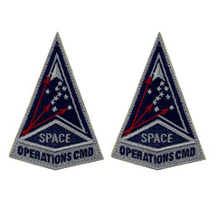 U.S Space Force Patch Space Operations Command with hook
