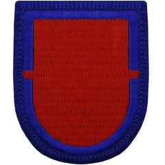 Army Flash Patch: 501st Infantry - with notch