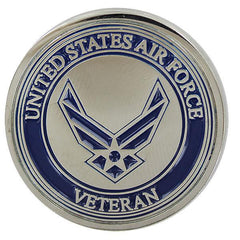 Lapel Pin: Air Force Veteran
