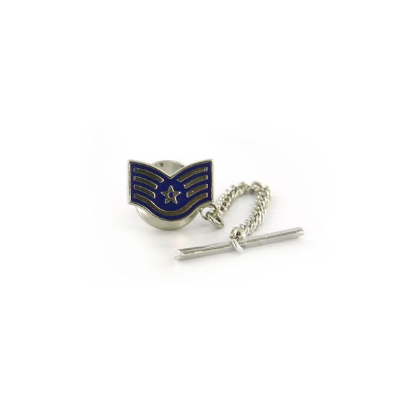 Air Force Tie Tac: Staff Sergeant